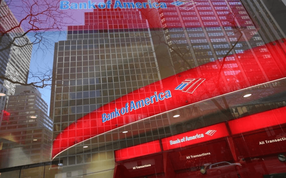 Bank of America applied for blockchain-based storage technology