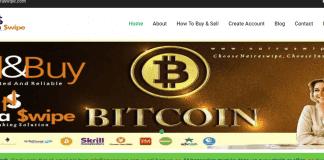 Nairaswipe.com - Top E-currency Exchange Provider In Nigeria