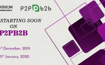 Ixinium to Announce IEO Launching on December 5th on P2PB2B