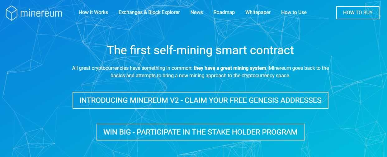 self mining cryptocurrency