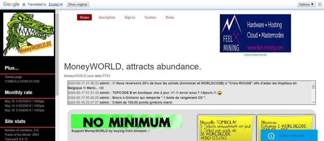 Moneyworld.be