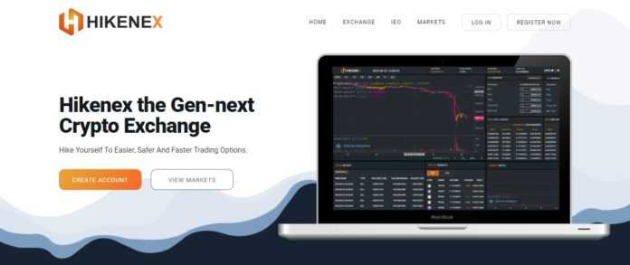 Hikenex Cryptocurrency Exchange Review - Hike Yourself To Easier, Safer And Faster Trading Options