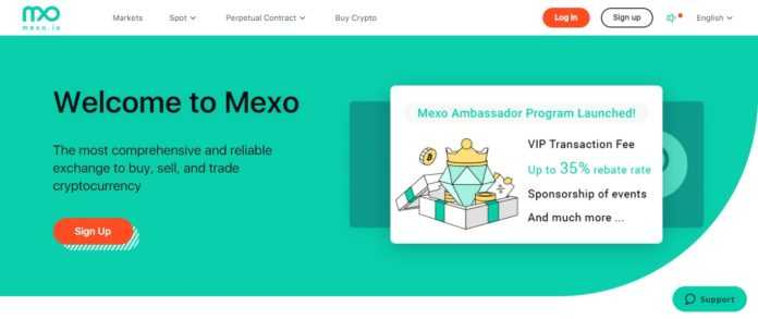Mexo Cryptocurrency Exchange Review - The Most Comprehensive and Reliable Exchange to Buy