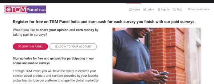 Tgmpanel Survey Review - Earn Money by Taking Part in Surveys?