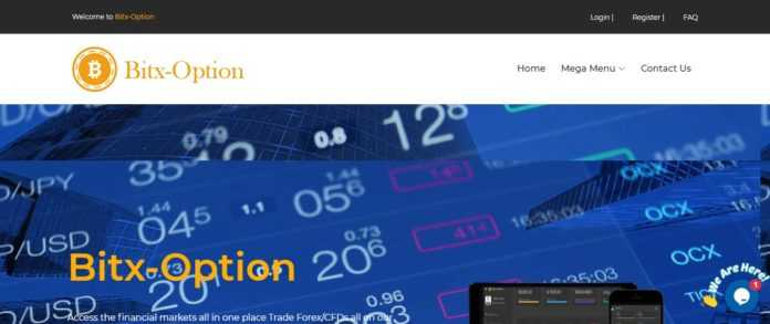 Bitx-option Forex Review - To Bring Trading To The Masses.