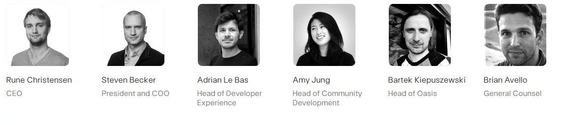 Maker Foundation Team
