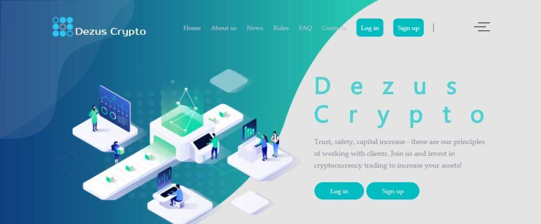 Ezuscrypto.com Hyip Review - Trust, Safety, Capital Increase