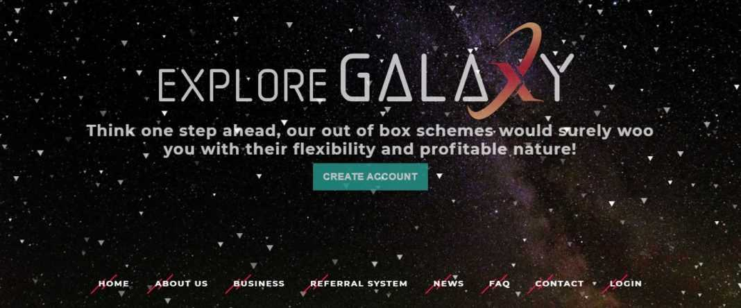 Exploregalaxy.io Hyip Review - Profit Earn Up To 2% - 3% Daily
