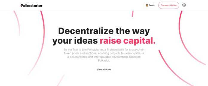 Polkastarter Defi Coin Review - Decentralize the way your Ideas Raise Capital