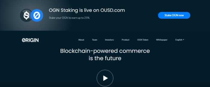 Origin Protocol Defi Coin Review - Stake your OGN to Earn up to 25%
