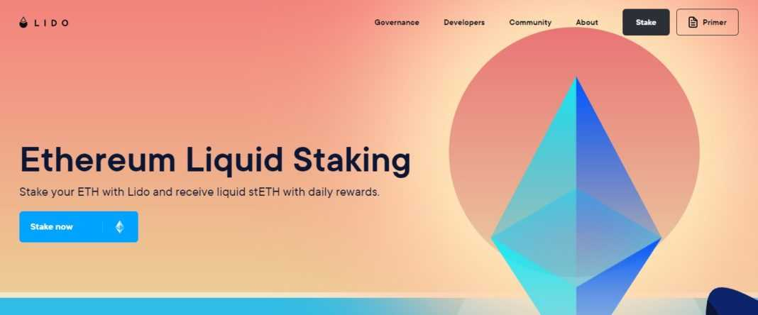 Lido Airdrop Review - Ethereum Liquid Staking