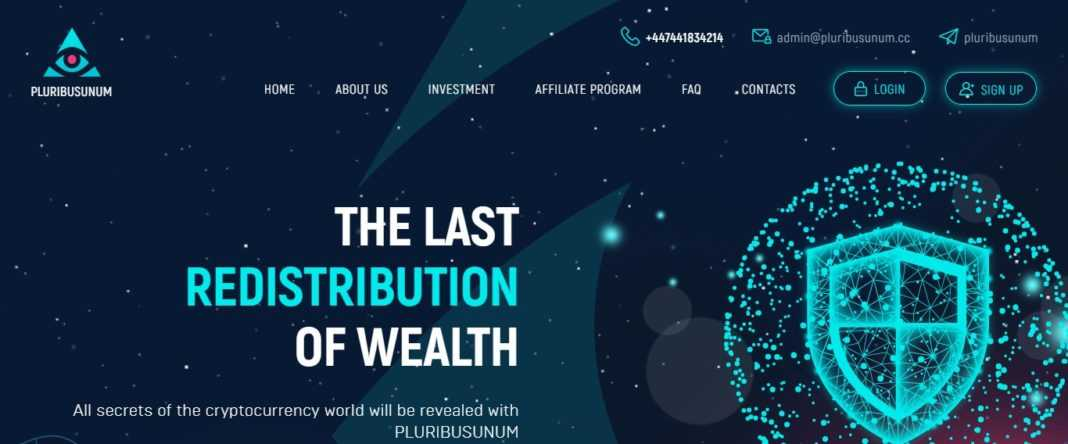 Pluribusunum Review : Get Earn up to 1.65 Daily For 23 Days