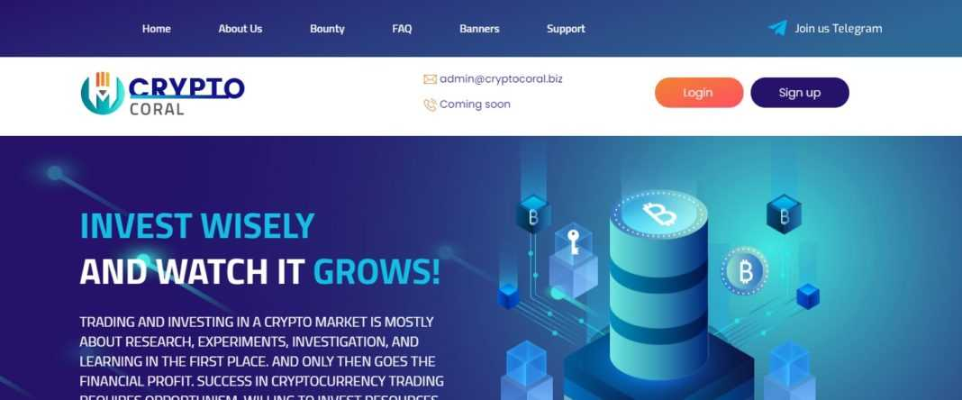 Cryptocoral.biz Review: Scam Or Paying? Read Our Full Review