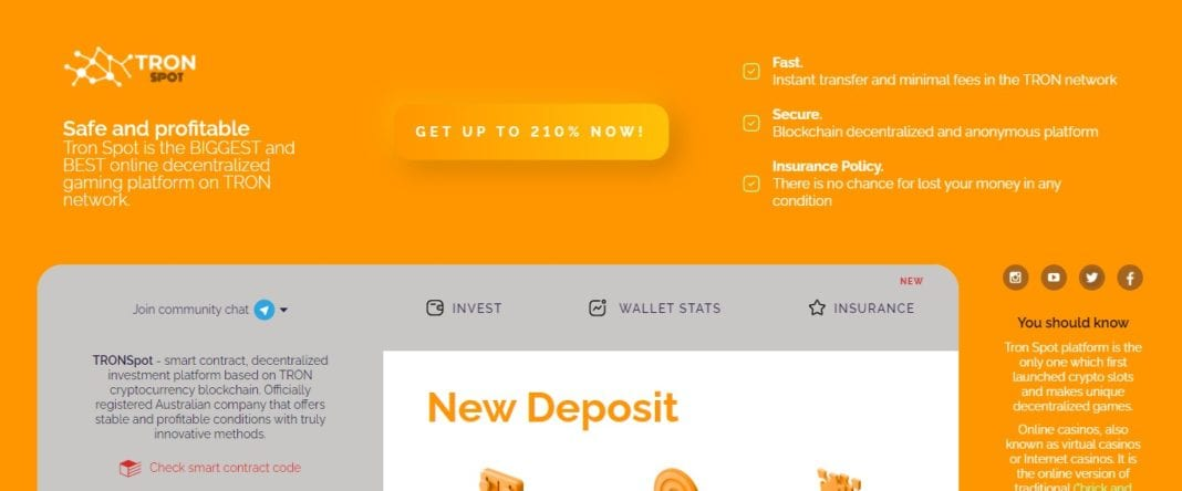 Tronspot.me Review: Scam Or Paying? Read Our Full Review