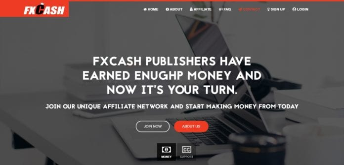 Fxcash.us Affiliate Network Review: Fxcash Publisher Have Earned Enughp Money And Now Its Your Turn