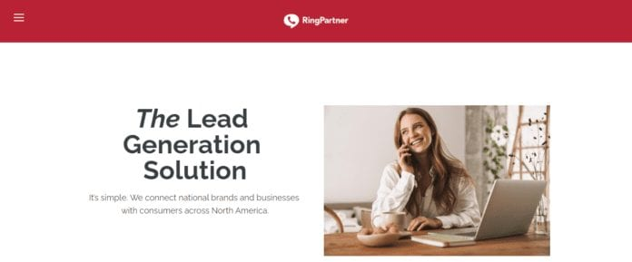 RingPartner.com Affiliate Network Review: The Lead Generation Solution