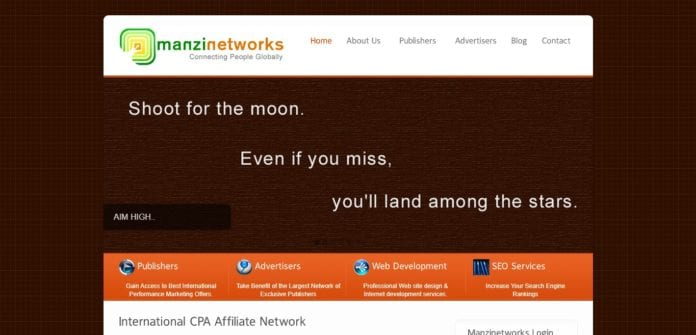 Manzinetworks.com Affiliate Network Review : Shoot For The Moon