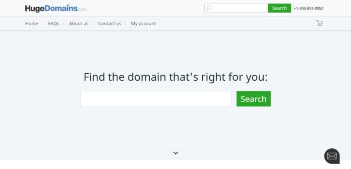 Hugedomains.com Affiliate Network Review: Your Domain is Your First Impression