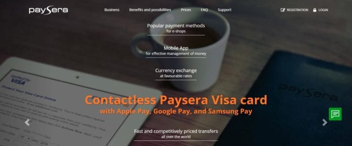 Paysera.com Online Payment Service Review : Latest Updated