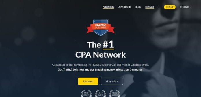 Trafficcompany.com Affiliate Network Review: Get Access to Top-Performing
