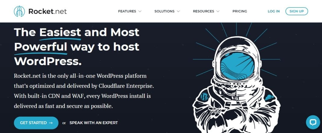 Rocket.net Affiliate Program Review: WordPress Hosting affiliate Program