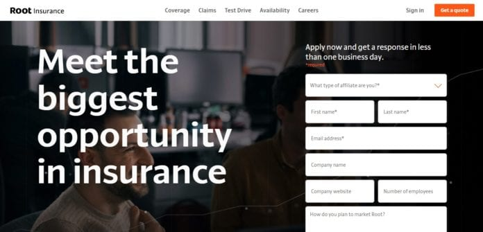 Joinroot.com Affiliate Program Review : Meet the Biggest Opportunity in Insurance