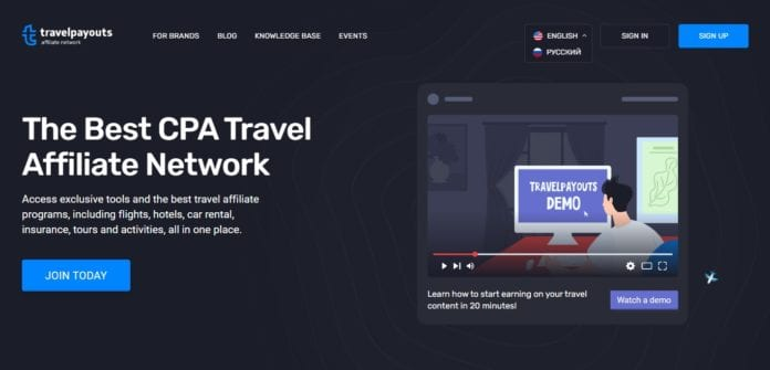 Travelpayouts.com Affiliate Network Review: The Best CPA Travel Affiliate Network
