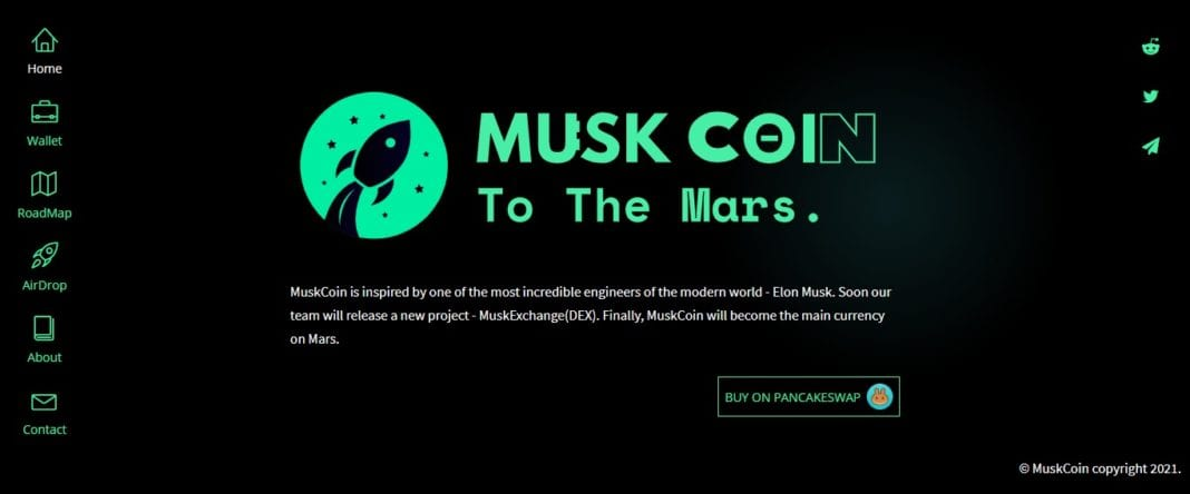 Muskcoin.space Airdrop Review: Earn Max. Rewards 1,000 MUSK