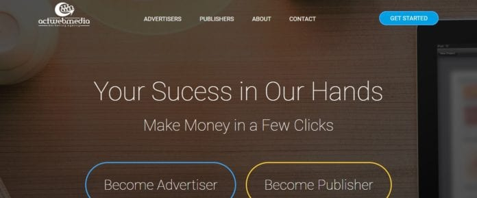 Actwebmedia.com Affiliate Network Review: Your Success in Our Hands