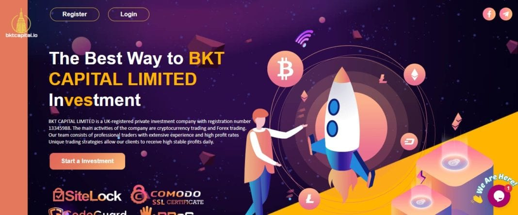 Bktcapital.io Review: Scam Or Paying? Read Our Full Review
