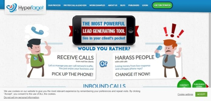 Hypertargetmarketing.com Affiliate Network Review : ROI Increase in Desired Channels