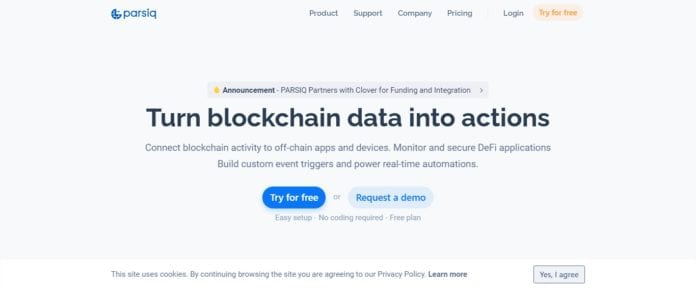 PARSIQ Defi Coin Review: Easily create Automation Connections