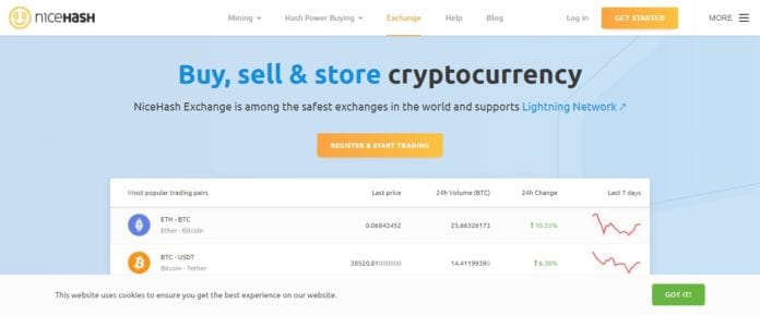 Nicehash Exchange Review: The Safest Exchanges in The World