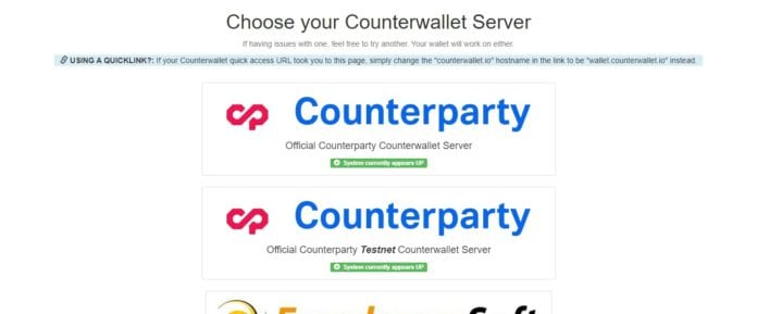 Counter Wallet Review: A Free Web-Wallet for Bitcoin