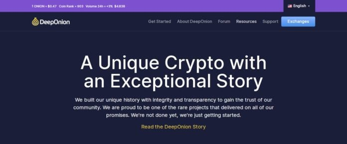 What Is DeepOnion(ONION) ? Complete Guide & Review About DeepOnion