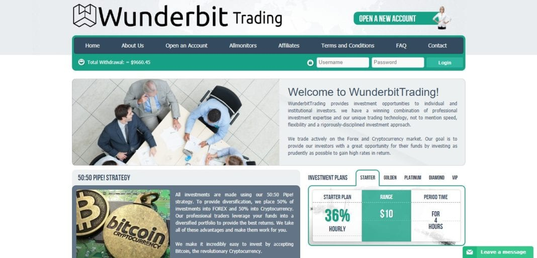 Wunderbittrading Review : Scam Or Paying? Read Our Full Review