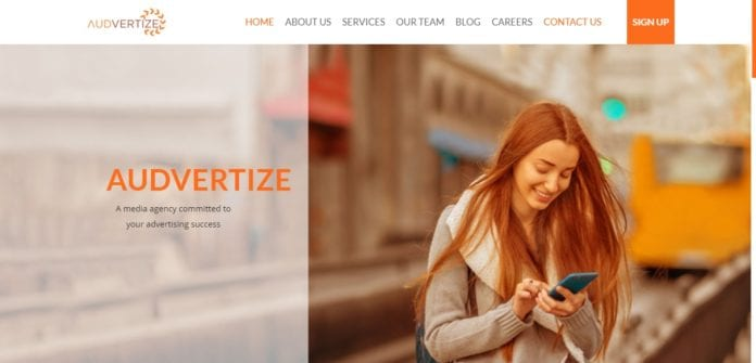 Audvertize.com Adverisment Network Review : A Media Agency Commited To Your Advertising Success
