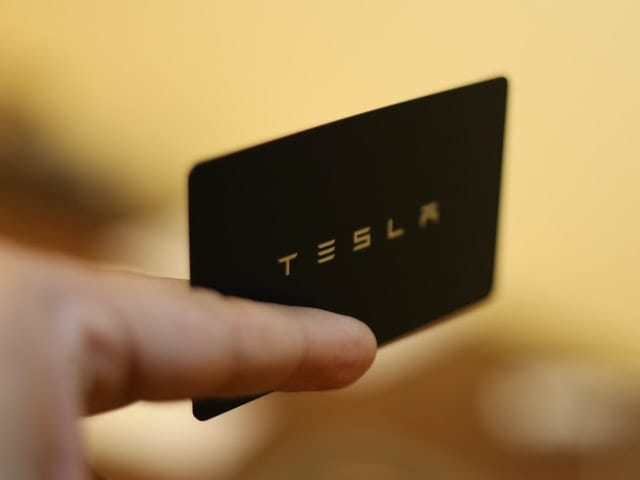 Tesla Has Announced That For Environmental Reasons It Will Stop Accepting Bitcoin