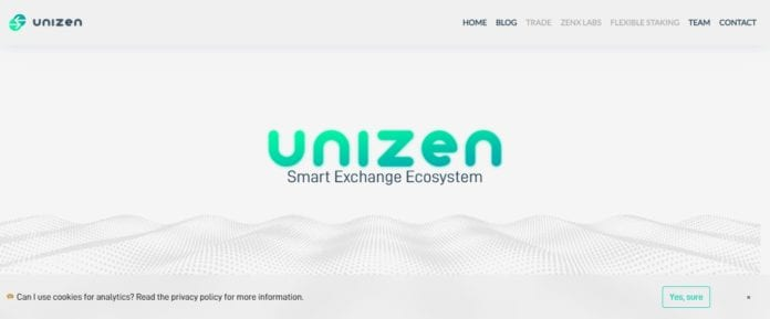Unizen Defi Coin Review: Smart Exchange Ecosystem