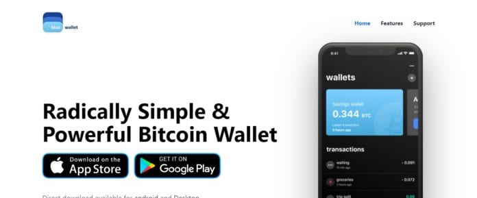 The BlueWallet is one of the best mobile wallets for users who want to store their bitcoin while having quick access to their funds. Learn about all of BlueWallet's features and how to store Bitcoin. This review also touches on BlueWallet's Lightning Network integration.